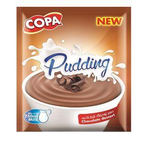 پودینگ شکلات 125 گرمی کوپا