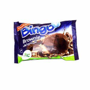 کیک براونی غنی شده با روی 45 گرمی بینگوپلاس
