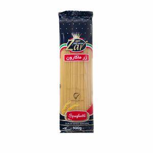 اسپاگتی 1.2 رشته ای 500 گرمی زر