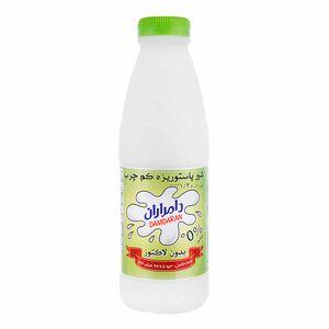 شیر بدون لاکتوز 946 سی سی دامداران