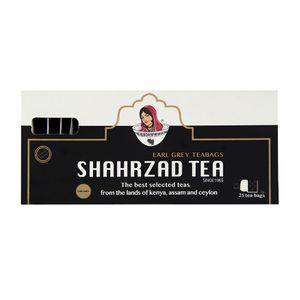 فروشگاه اینترنتی چای تی بگ ارل گری لفافدار 25 عددی شهرزاد