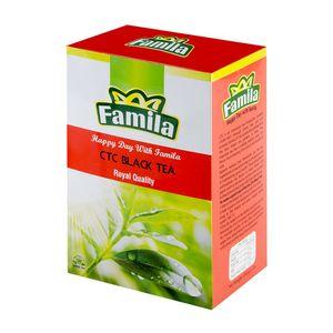 سوپر مارکت اینترنتی چای کله مورچه ساده 450 گرمی فامیلا