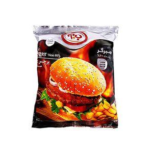 همبرگر 60 درصد 400 گرمی ب.آ