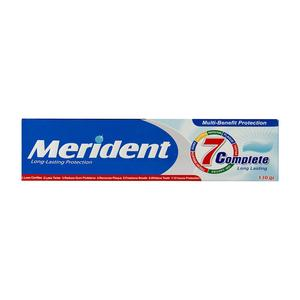 خرید اینترنتی خمیر دندان کامل 7 و سفید کننده 130 گرمی مریدنت