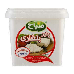 سوپر مارکت اینترنتی پنیر بلغاری آی ام ال 400 گرمی صباح