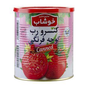 رب گوجه قوطی آسان باز شو 800 گرمی خوشاب