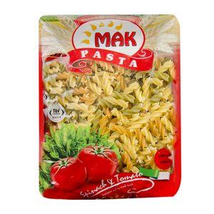 ماکارونی فرمی پیکولی سبزیجات 500 گرمی مک