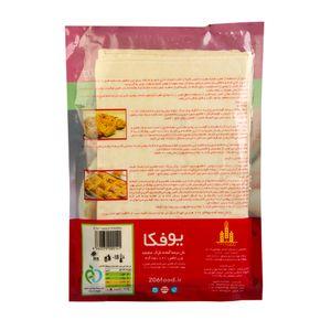 سوپر مارکت اینترنتی نان یوفکا نیمه آماده منجمد مستطیلی 650 گرمی 206