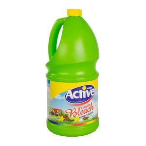 مایع سفید کننده معطر سبز 4000 گرمی اکتیو