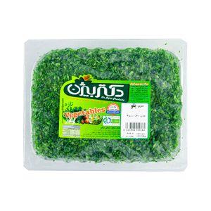سبزی پلو 380 گرم دکتر بیژن
