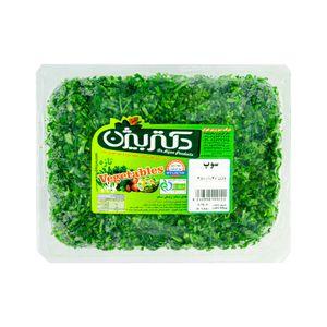 سبزی سوپ 380 گرم دکتر بیژن
