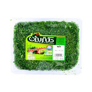 سبزی دلمه 380 گرمی دکتر بیژن