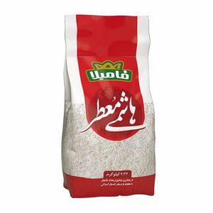 برنج ایرانی هاشمی معطر 2.26 کیلویی فامیلا