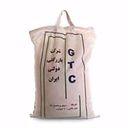 برنج هندی تنظیم بازار پی آر 11 10 کیلوگرمی