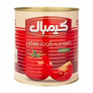 رب گوجه فرنگی 800 گرمی کیمبال