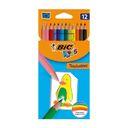 مداد رنگی تراپی کالر 12 رنگ بیک