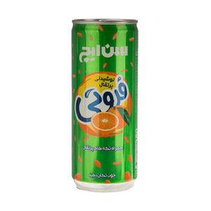 نوشیدنی پرتقال فروتی 250 میلی لیتری سن ایچ