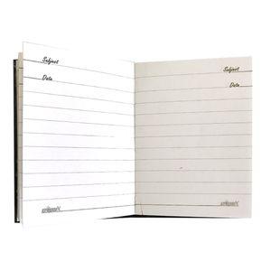 سوپر مارکت اینترنتی دفترچه یادداشت طرح نوار کاست ال ان 100 برگ کلیپس