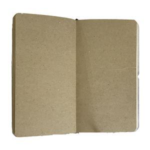فروشگاه اینترنتی دفترچه یادداشت کش د ار جلد چرمی آرایشی کلیپس