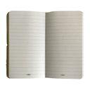 خرید اینترنتی دفترچه یادداشت کش دار جلد چرمی رایس قرمز کلیپس