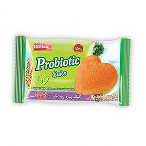 کیک پروبیوتیک 75گرمی درنا