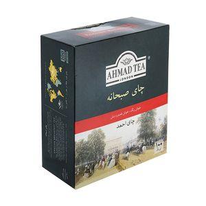 چای تی بگ صبحانه 100 عددی احمد