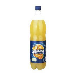 نوشیدنی پرتقالی گاز دار 1/5 لیتری اورنجینا