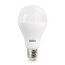 لامپ حبابی 10 وات LED با رنگ نور مهتابی بروکس