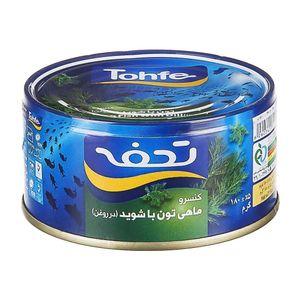 کنسرو تن ماهی شویدی کلیدار هوور 180 گرمی تحفه