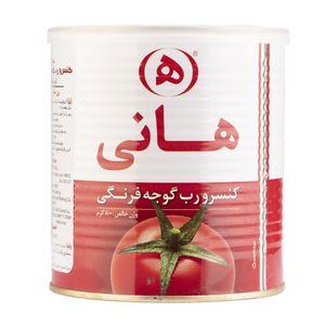 رب گوجه فرنگی800 گرمی هانی