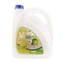 مایع ظرفشویی 4000 میلی لیتری دسته هلالی  لیمو لطیف