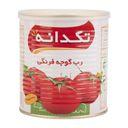 رب گوجه فرنگی قوطی 800 گرمی تکدانه