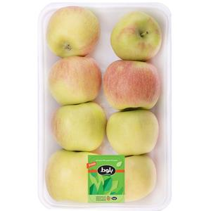 سیب دو رنگ دماوندی 1 کیلویی بلوط