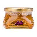 عسل شیشه زنبوری موم دار 280 گرمی  دکتر اسکوک