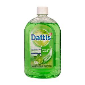 محلول ضد عفونی کننده محیط معطر لیمو 500سی سی داتیس