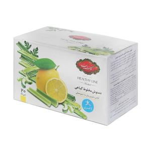دمنوش گیاهی لاغری لیمو و کرفس 20عددی گلستان