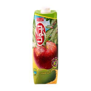 آبمیوه تتراپک لیونا سیب 1لیتری شیرین عسل