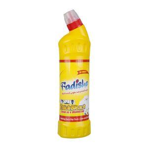 مایع سفید کننده و پاک کننده غلیظ زرد لیمویی فدیشه