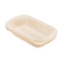 ظرف یکبار مصرف سفید بسته 10 عددی درفین