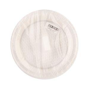 پیش دستی  پلاستیکی شفاف 25 عددی آذران ورق