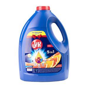 مایع ظرفشویی با اسانس پرتقال و گریپ فروت3750گرمی