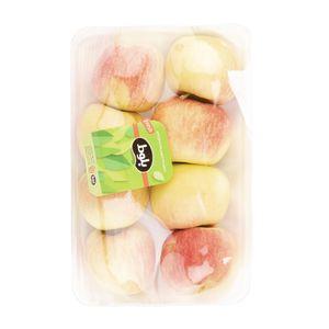 سوپر مارکت اینترنتی سیب دو رنگ دماوندی 1 کیلویی بلوط