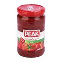 سوپر مارکت اینترنتی کنسرو رب گوجه شیشه 700 گرمی پیک