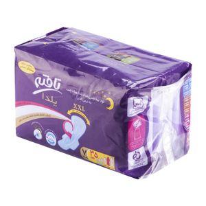 سوپر مارکت اینترنتی نوار بهداشتی بالدار ویژه شب یلدا 7 عددی تافته