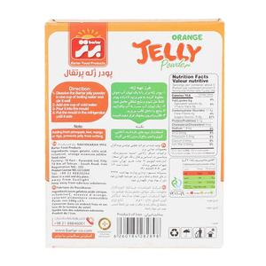 سوپر مارکت اینترنتی پودر ژله پرتقالی100گرمی  برتر