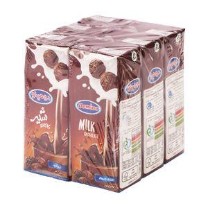 سوپر مارکت اینترنتی شیر کاکائو 200 سی سی 6 عددی دومینو