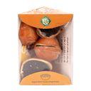 سوپر مارکت اینترنتی پیاله های پرتقالی ارگانیک چای سیاه50 گرمی نافه