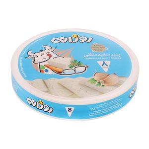 پنیر سفید مثلثی باسیروسبزیجات 8عددی روزانه