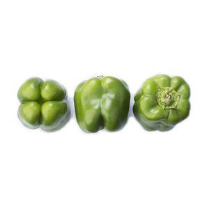 سوپر مارکت اینترنتی فلفل دلمه ای سبز 500 گرمی بلوط