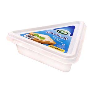 پنیر خامه ای بسته بندی مثلثی  100 گرمی صباح